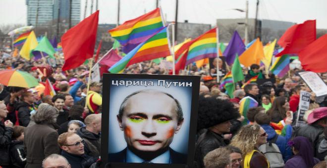 روسيا في طريقها لحظر المظاهر المثلية في الفضاء العام
