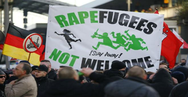 ألمانيا: ميركل تدعم تشديد القوانين ضد المهاجرين