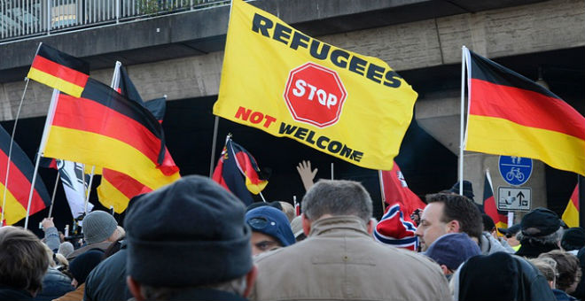 ألمانيا: اعتداء على مهاجرين بكولونيا في ظل تنامي كره الأجانب