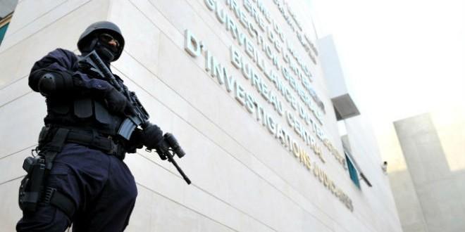 مكاقحة الإرهاب