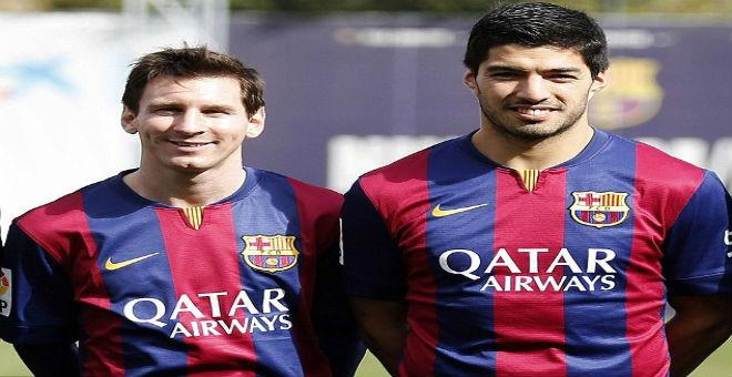 رسميا..ميسي وسواريز يغيبان عن برشلونة أمام بيلباو