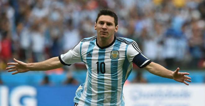 ميسي يحلم باللعب في الأرجنتين والاعتزال فيها !