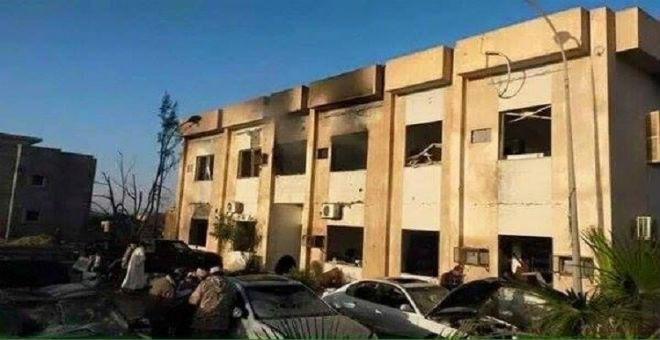 تونس تدين الهجوم الإرهابي في زليتن بليبيا
