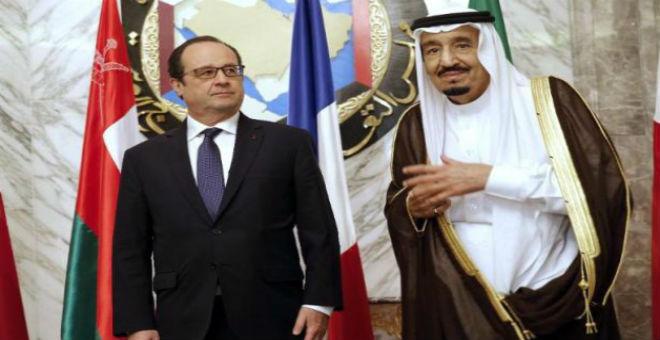 فرنسا في حيرة من أمرها حيال التوتر بين السعودية وإيران