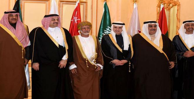 وزراء الخليج يجتمعون لبحث