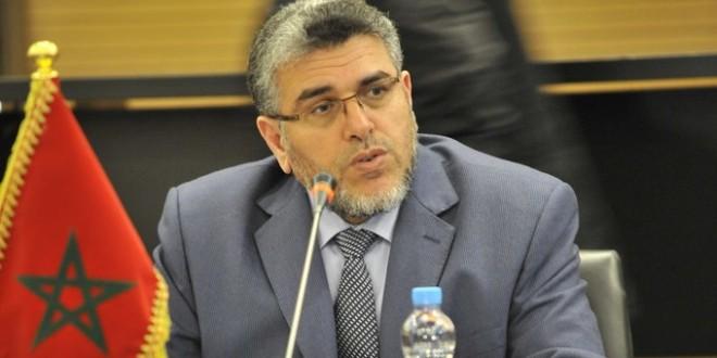 السيد مصطفى الرميد، وزير العدل والحريات