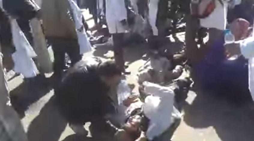 فيديو: لحظة الهجوم على الاساتذة المتدربين في انزكان