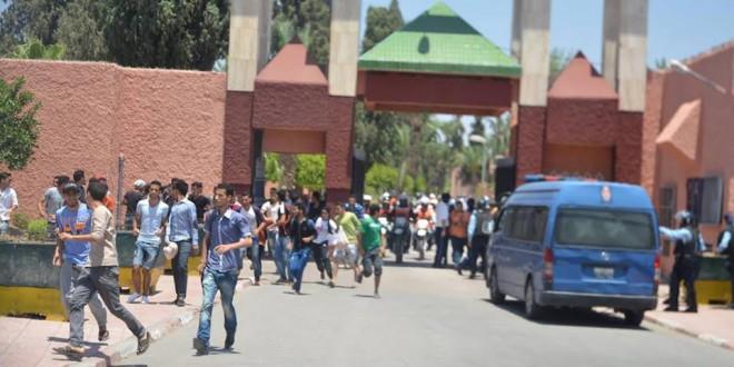 إلى متى ستستمر الجامعات المغربية تسبح في الدماء؟