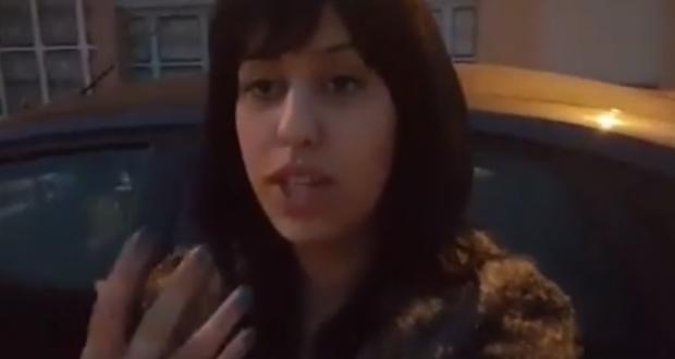 حنان أمجد توضح ما قاله رشيد رفيق في فيديو (برهوشة) !