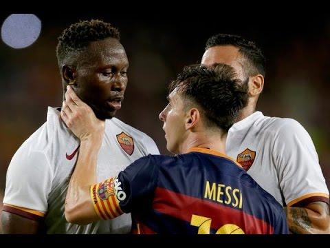 فيديو: أقوى مشاجرات وقتال اللاعبين في عالم كرة القدم