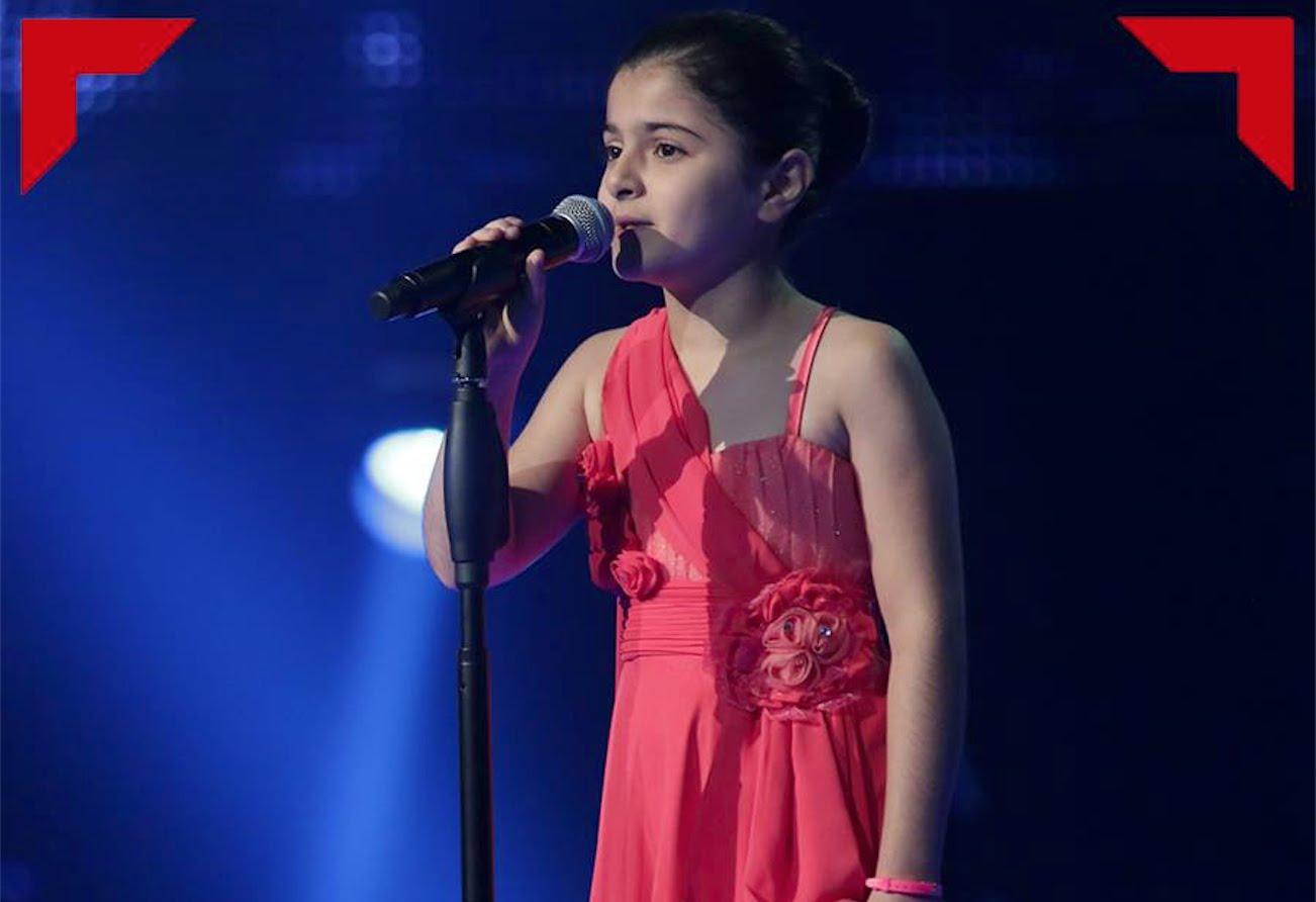 بالفيديو: الطفلة التي هربت من « داعش » إلى The Voice Kids