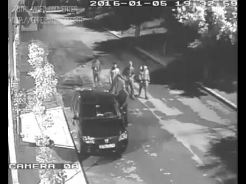 فيديو: سرقة مواطن أمام منزله بالدار البيضاء