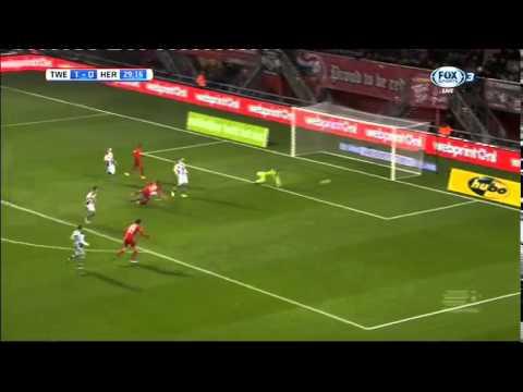 بالفيديو .. حكيم زياش يسجل هدف مارادوني
