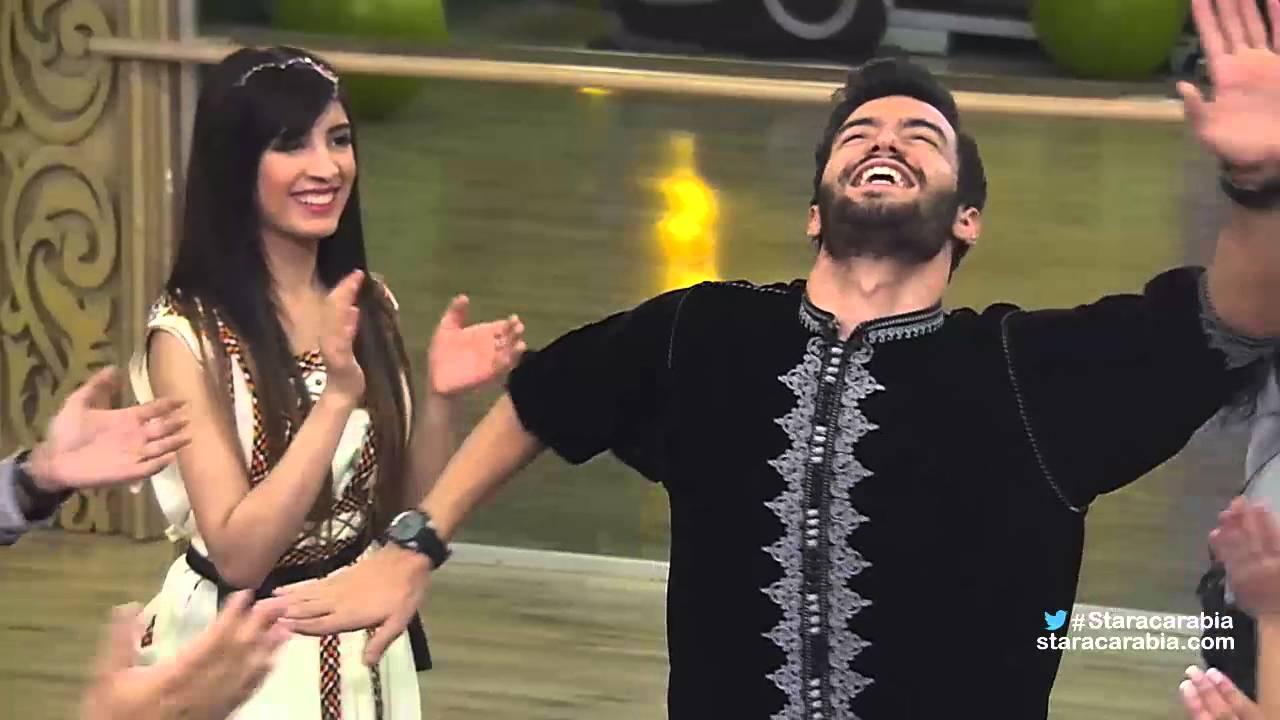 طلاب ستاراك يرقصون على انغام ميدلي اغاني مغربية