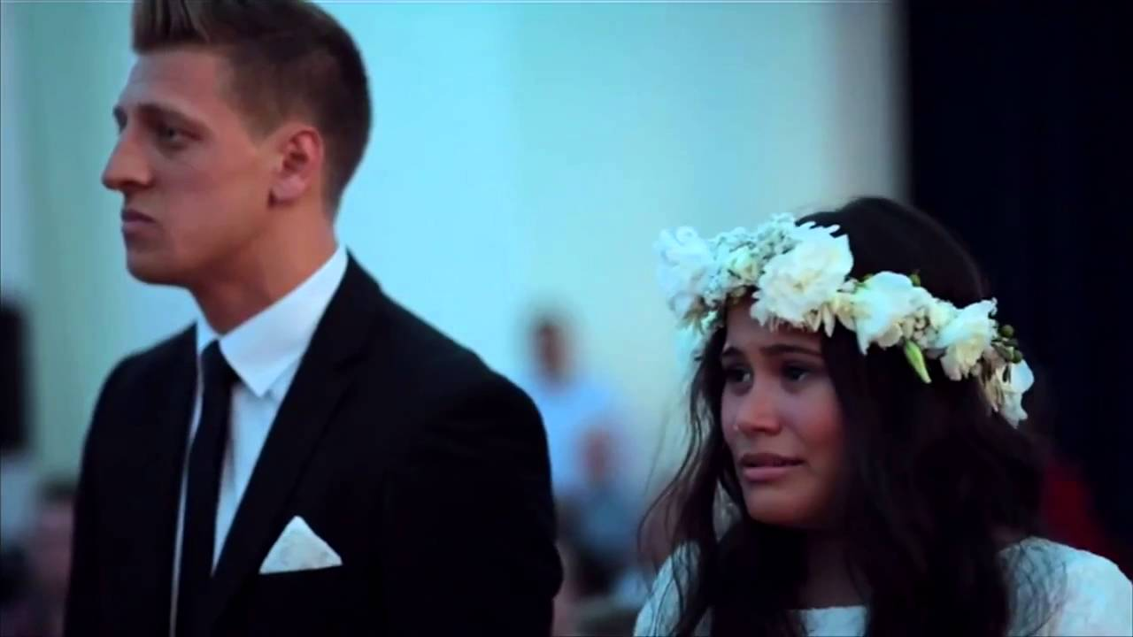 أغرب حفل زفاف ستراه عيناك