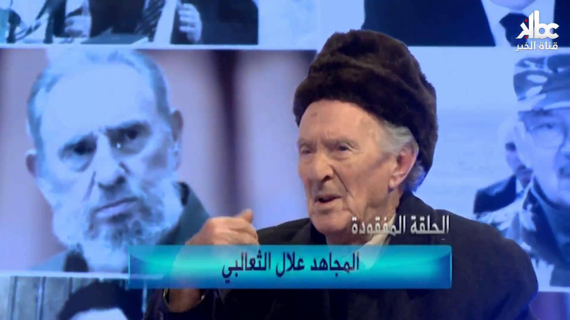 اغتيال بوضياف في برنامج تلفزيوني بالجزائر