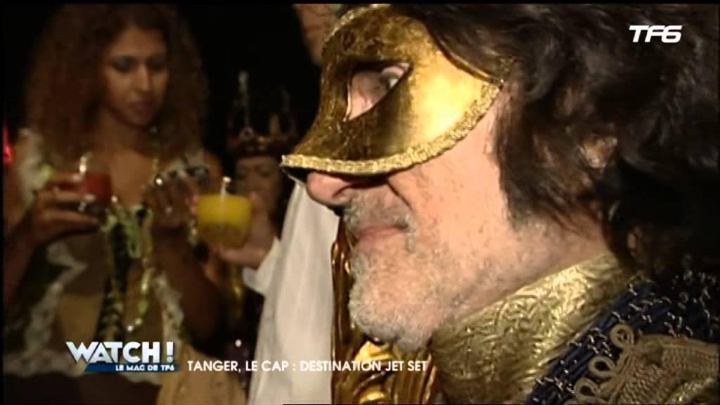 روبورطاج انجزته قناة دوزيم عن حياة الأغنياء والمشاهير في طنجة