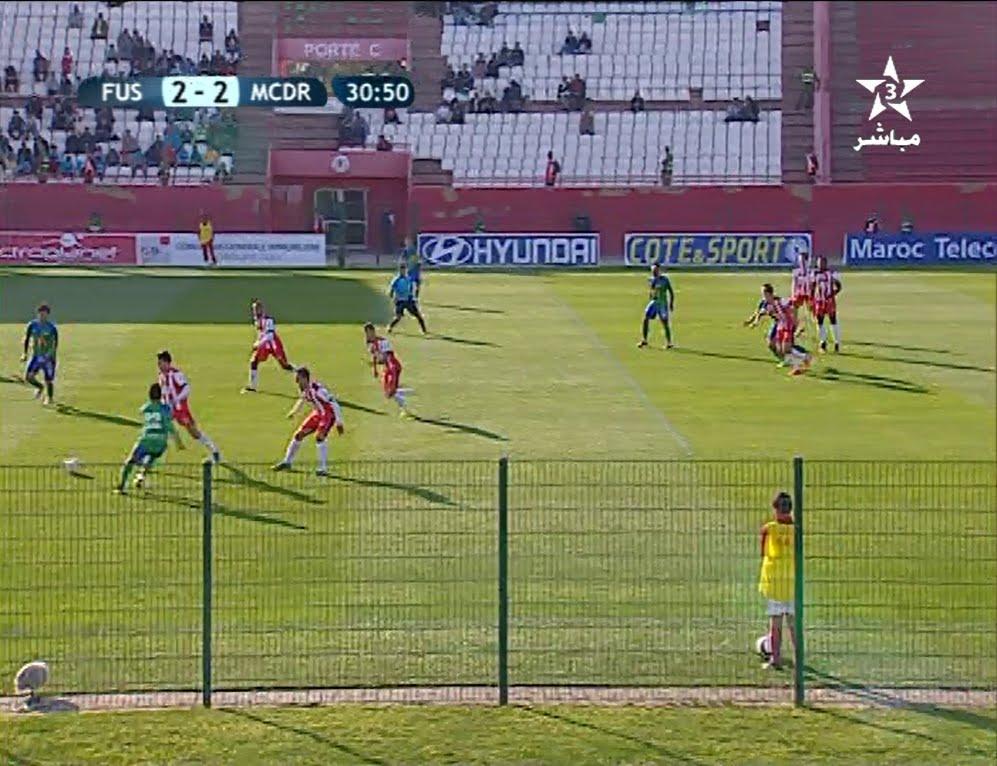 بالفيديو.. تعادل الفتح والمقاصة المصري :2-2