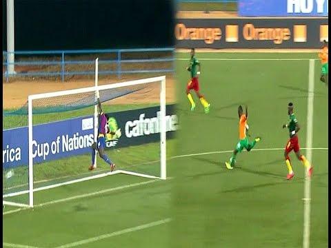 بالفيديو.. لاعب إيفواري يسجل هدفا عالميا