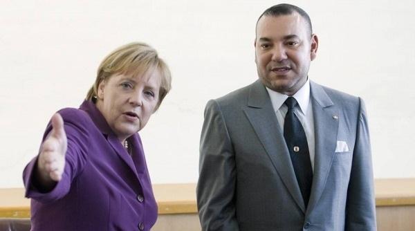 أنجيلا ميركل تطلب من الملك محمد السادس.. ترحيل المغاربة منتحلي صفة