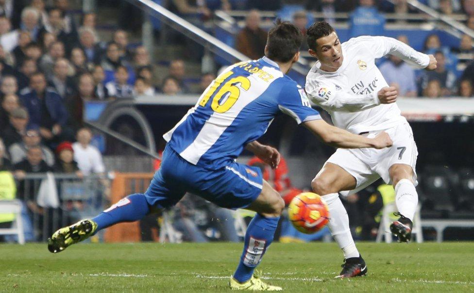 بالفيديو. ريال مدريد يكتسح إسبانيول بسداسية نظيفة ويلهب صراع الليجا
