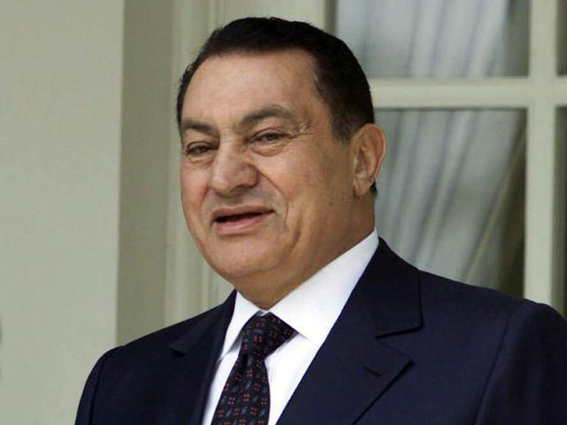 ماذا يفعل حسني مبارك في شوارع ''كازابلانكا''!!