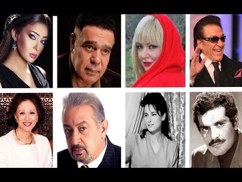 فنانون ومشاهير عرب رحلوا عنا في 2015