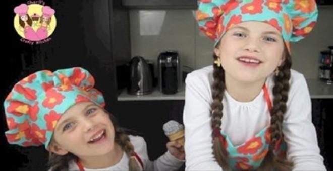 بالفيديو .. فتاة عمرها 8 سنوات تجني 127 ألف دولار شهريا