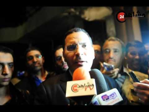 الخلفي: إنجاح استحقاقات 2016 أهم مانتقاسمه مع أحزاب المعارضة