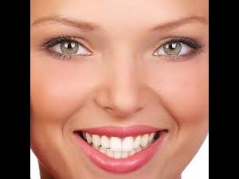 وصفة طبيعية تمنحك أسنانا بيضاء في 60 ثانية