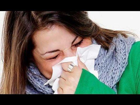 6 عادات خاطئة نفعلها أثناء الإصابة بالبرد