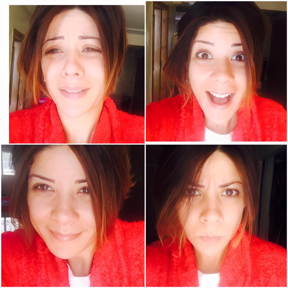 """بالصور: ليلى الحديوي """"تفتي"""" في الجمال وتفاجئ جمهورها بتعابير وجه """"غريبة"""""""
