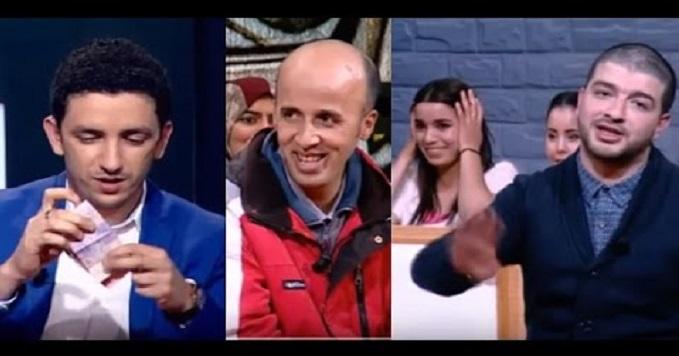 فيديو: حميد الماط بالحساب فقط يعرف كم بجيب أسامة بنجلون