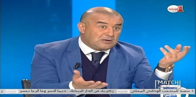 فيديو: بنشيخة يقارن بين رفيق عبد الصمد ورونالدو ويتحدى برشلونة