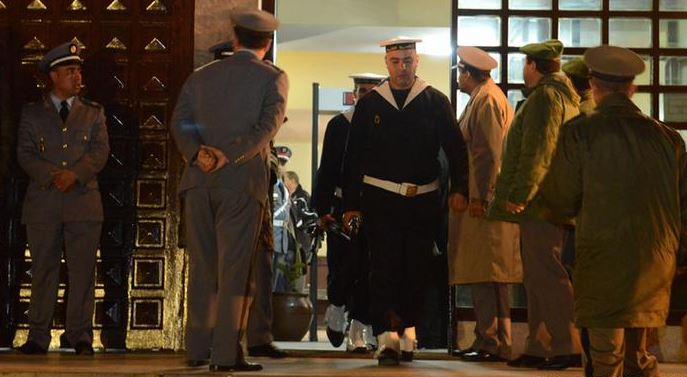 تدخلات العناصر الأمنية ليلة رأس السنة في طنجة