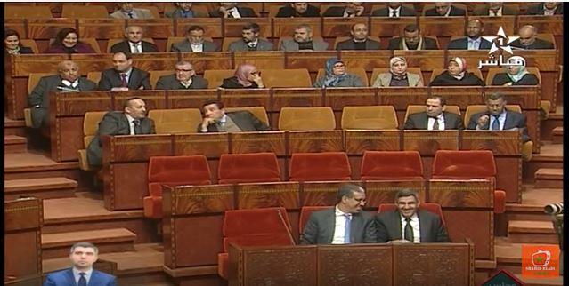 سبب غريب يوقف الجلسة البرلمانية لمدة طويلة!