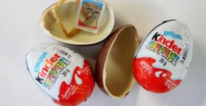 وفاة طفلة بسبب بيضة