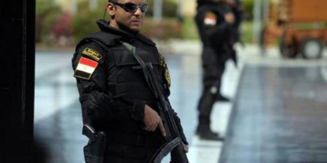 EGYPTE POLICE AFP_0