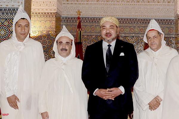 الملك محمد السادس: العماري مشهود له بالكفاءة والخصال الإنسانية