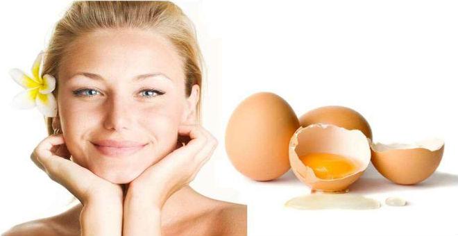 كيف تستخدمين البيض للتخلص من تجاعيد البشرة؟