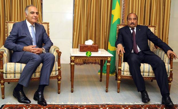 بعد بوعيدة..مسؤول موريتاني يؤكد صفو العلاقات مع المغرب