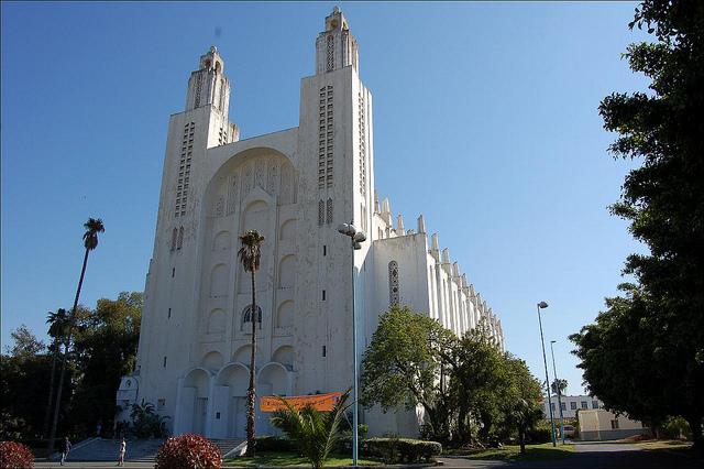 مجلس مدينة الدار البيضاء يحول كنيسة