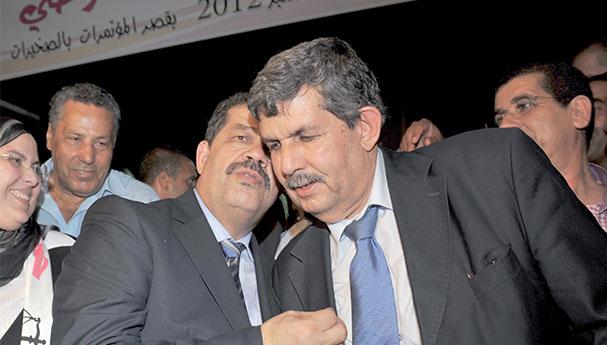 امحمد بوستة يجمع شمل الاستقلاليين ويوحد صفهم بشكل رسمي