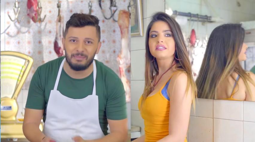 جديد حاتم عمور : فيديو كليب