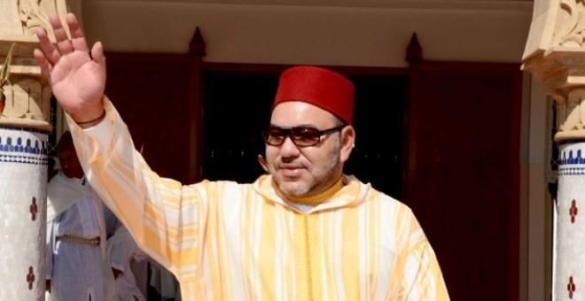 الملك: نحن نحمي حقوق المسلمين وغير المسلمين  بمقتضى  الدستور