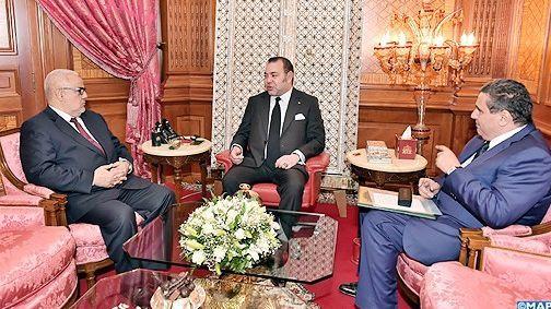 الملك يجتمع مع بنكيران وأخنوش لاتخاذ التدابير للحد من تأثير الجفاف
