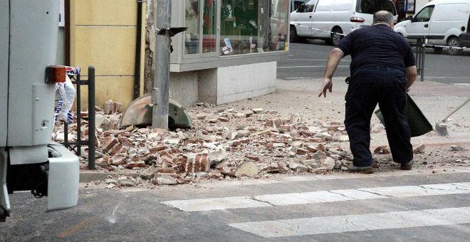 تعليق الدراسة بمليلية بسبب الزلزال..وهذه أبرز الخسائر