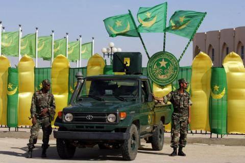 المغرب ينفي رفع علم موريتانيا فوق مدينة الكويرة