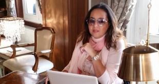 الشاعرة المغربية وداد بنموسى