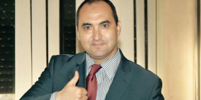 """السيد خالد أدنون، الناطق الرسمي الجديد باسم """" الأصالة والمعاصرة""""."""